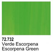 Game Air - Escorpena Green - 17ml <br>Vallejo72732